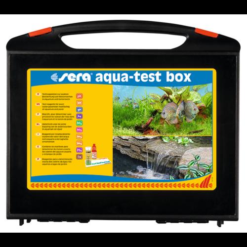 Sera Aqua-Test Box + Cu