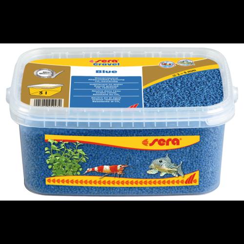 Sera Gravel Blue 2-3 mm