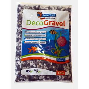 Deco Gravel Black White Grey 1kg