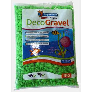 Deco Gravel Neon Green 1kg