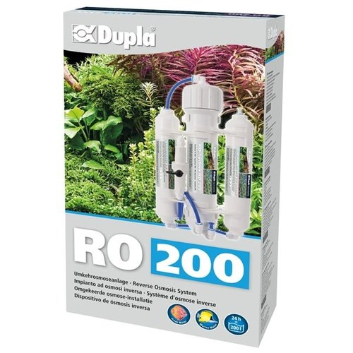 Dupla Osmose Systeem 200