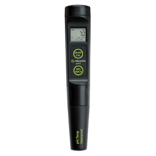 Milwaukee PRO pH / Temperature Meter with replaceable electrode