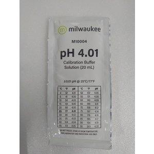 Milwaukee pH 4.01 Calibration Buffer Solution 20 ml