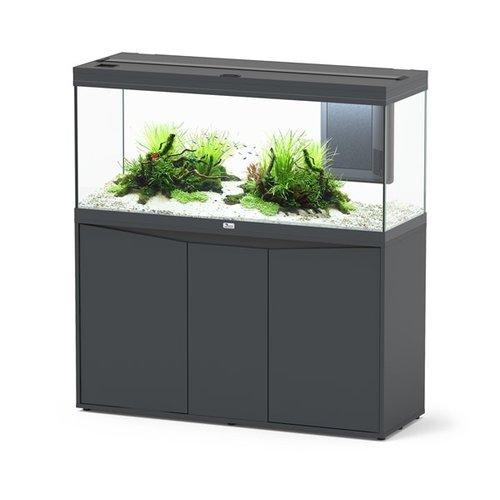 Aquatlantis Aquarium Volga 240 set - Anthraciet