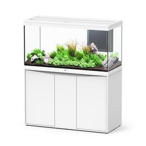 Aquatlantis Aquarium Volga 350 set - Wit