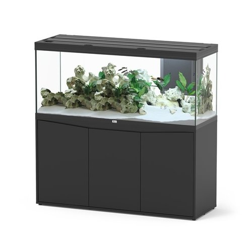 Aquatlantis Aquarium Volga 450 set - Zwart