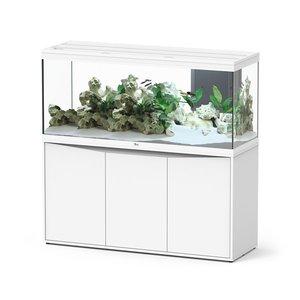 Aquatlantis Aquarium Volga 450 set - Wit