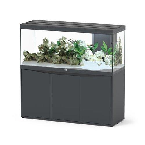 Aquatlantis Aquarium Volga 450 set - Anthraciet