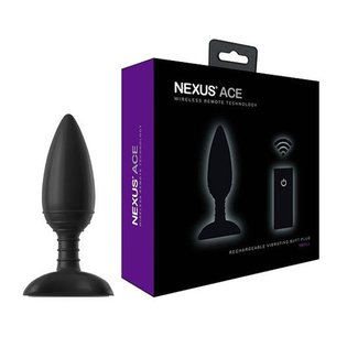 Nexus Ace Remote Controlled Buttplug