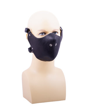 Your Lifestyle Handmade Leather Spit Mask