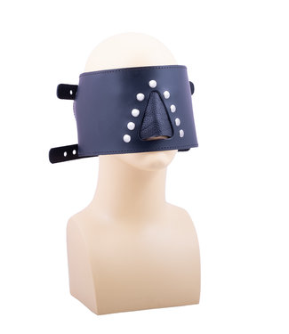 Your Lifestyle Leather Blindfold