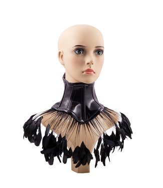 Your Lifestyle Luxury Collar - Feathers