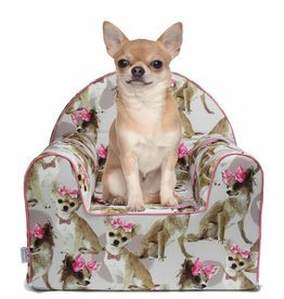 "Little Chic by TAVO Hunde-Sessel ""PinkyBell"""