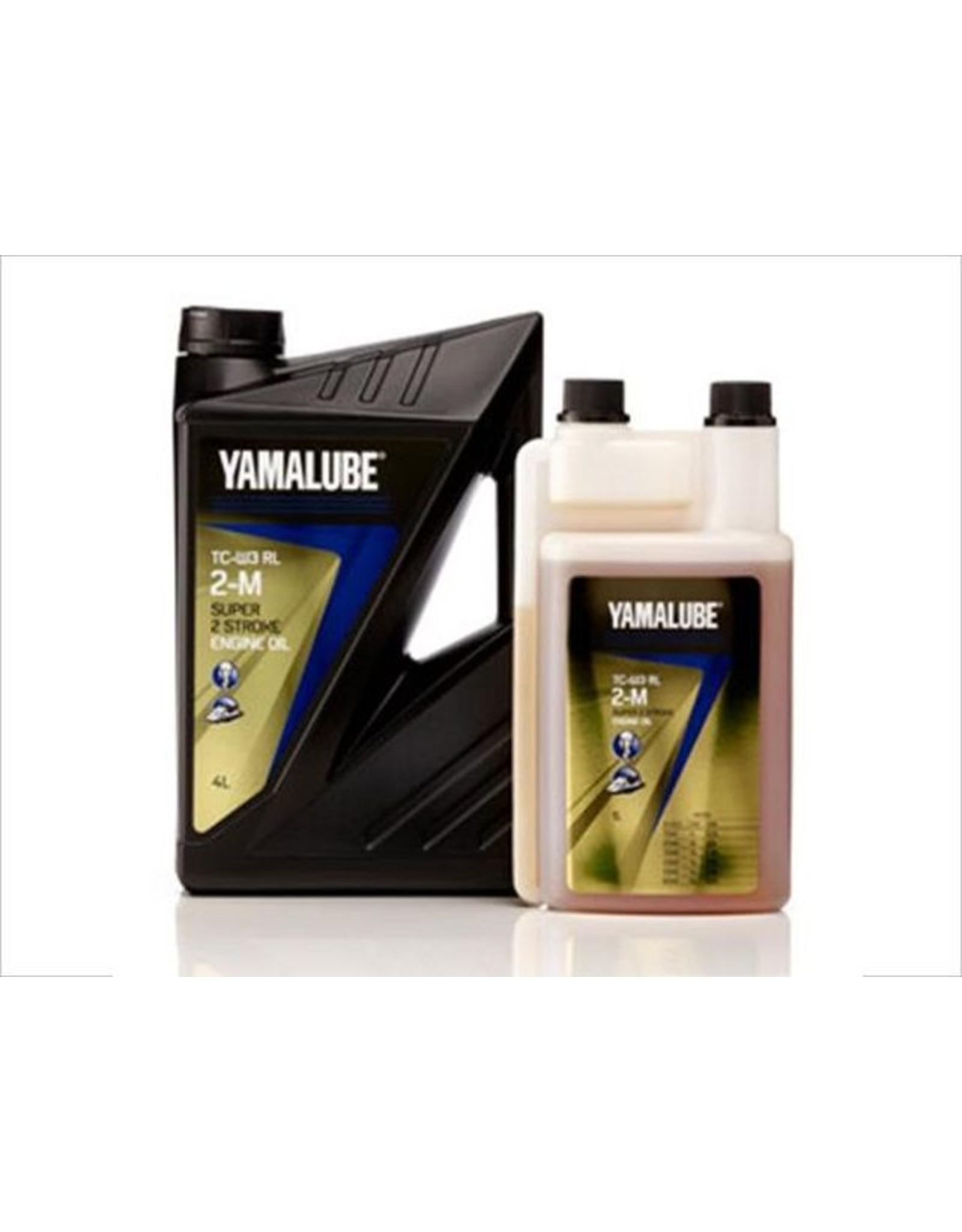 Yamaha Yamaha 2-Takt olie.