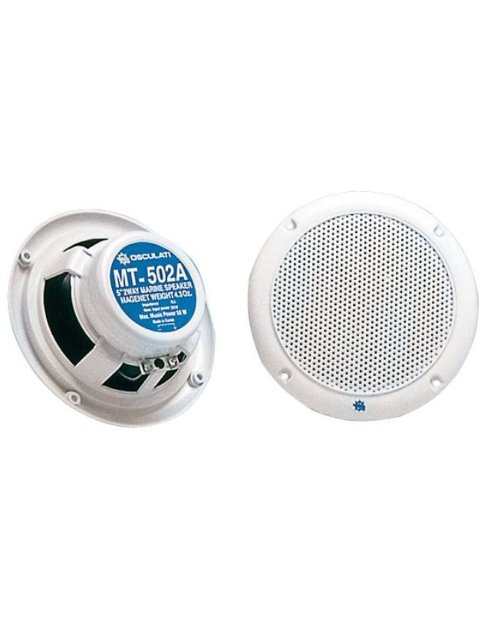 Hebor Watersport Osculati 50 Watts marine speakers