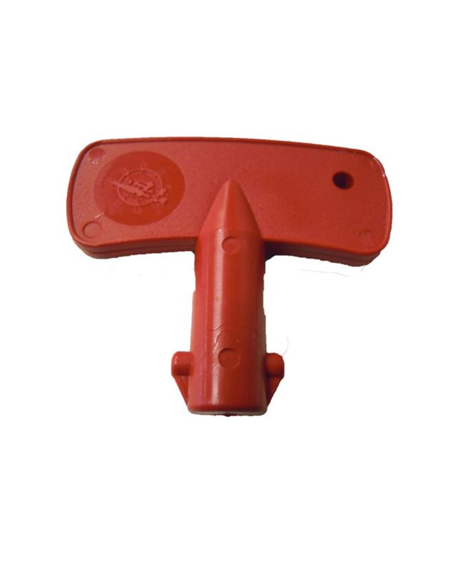 Sleutel voor accuschakelaar 1