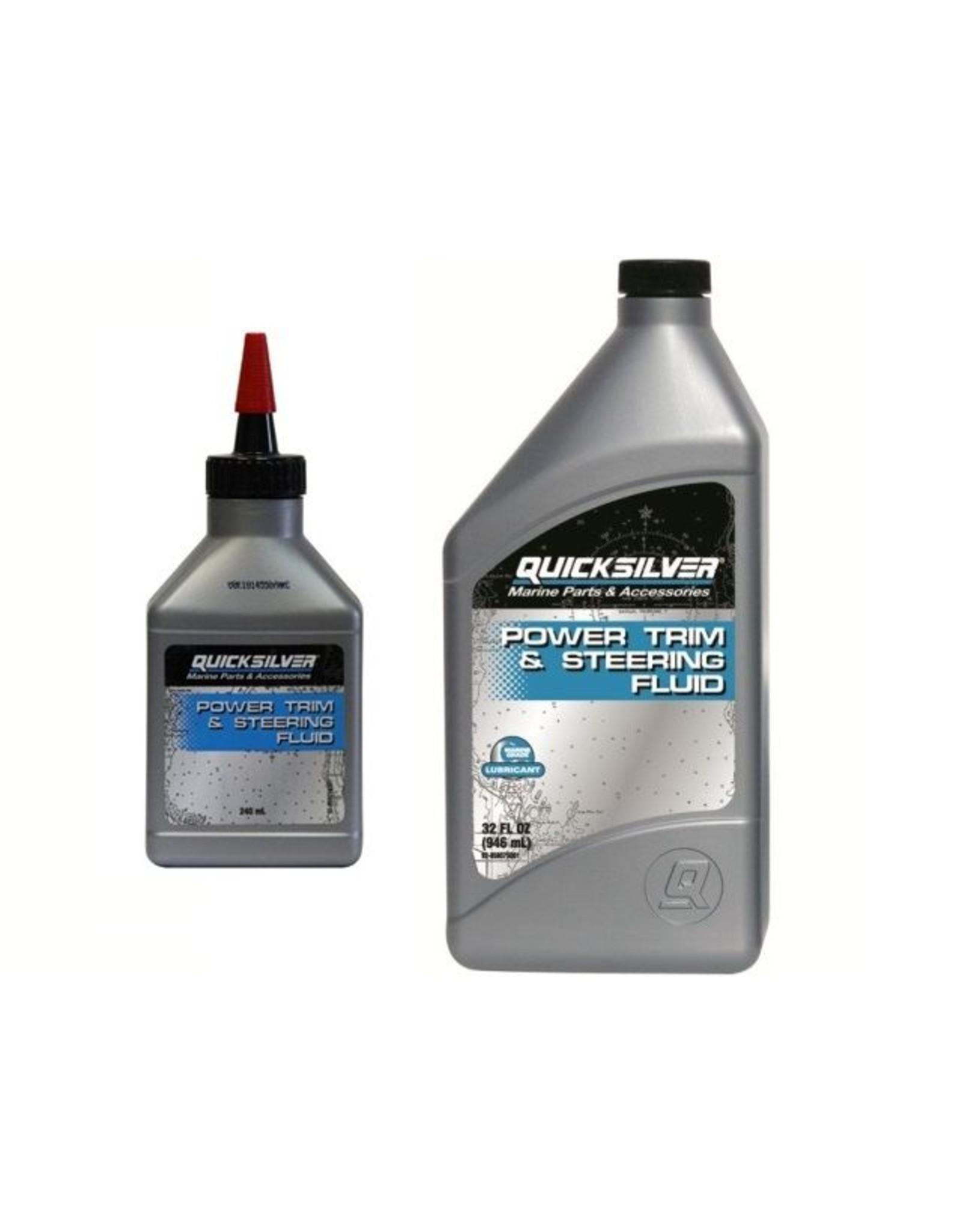 Quicksilver Hydraulische stuur en powertrim olie
