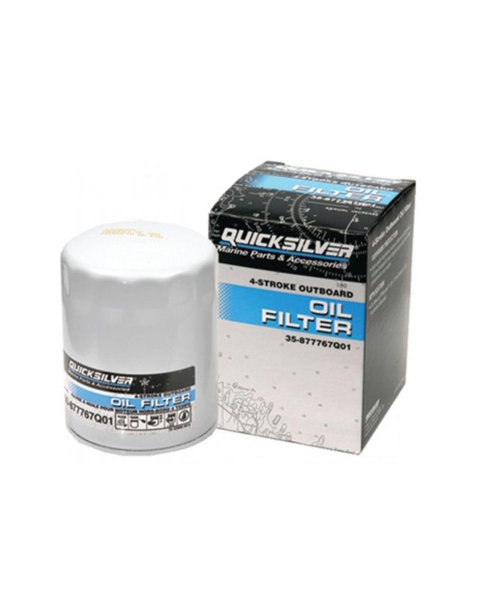 Quicksilver Quicksilver oliefilter VERADO 135 t/m 200 pk 4-cylinder