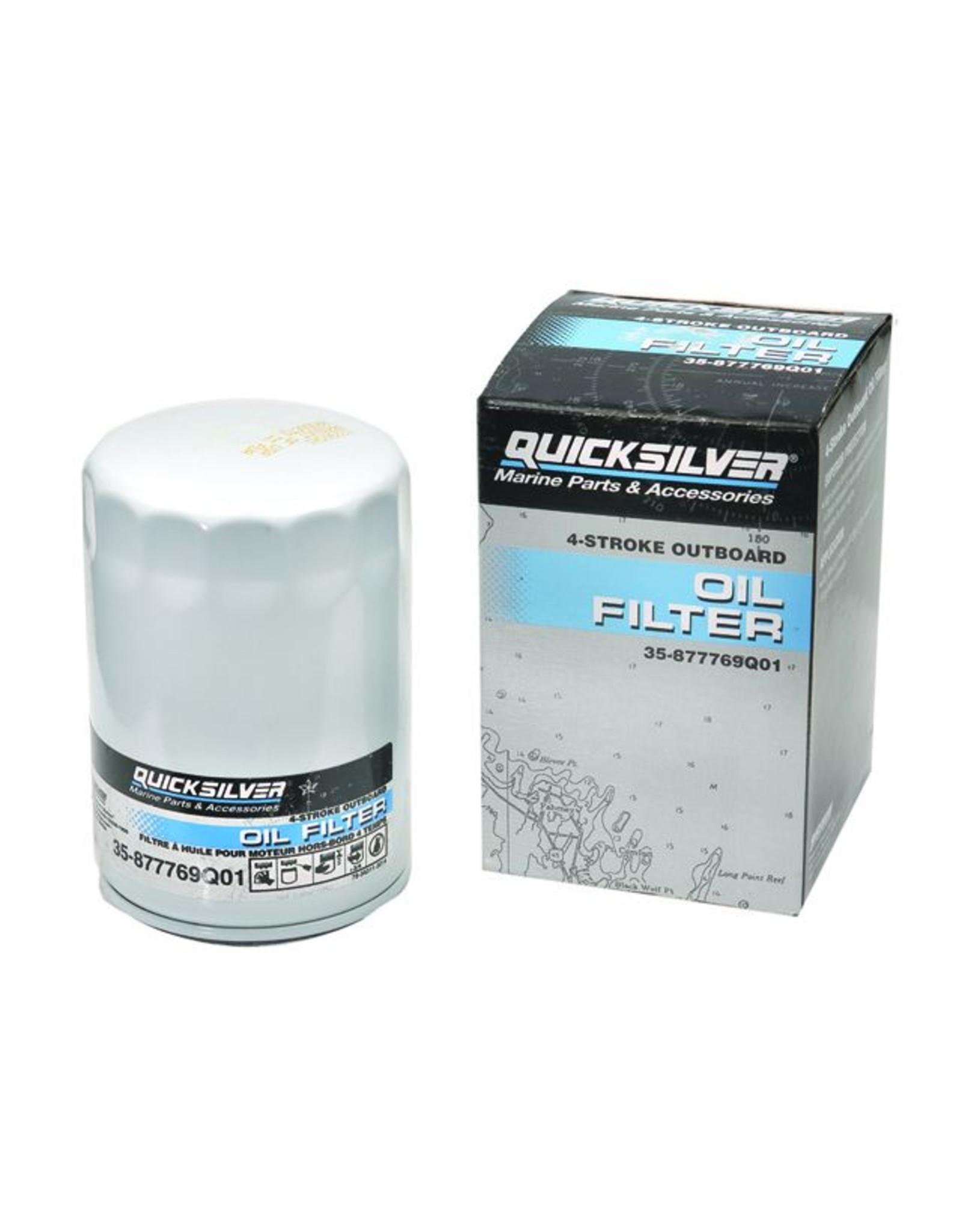 Quicksilver Quicksilver oliefilter VERADO 200 t/m 350 pk 4-cylinder