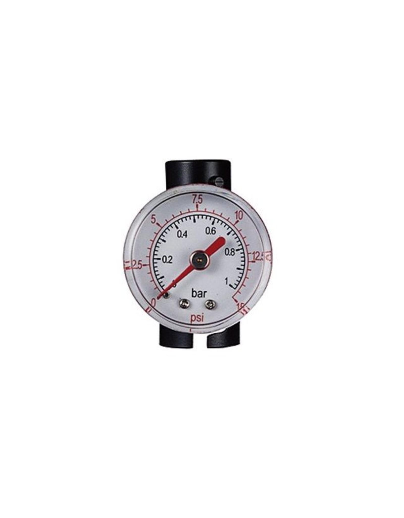 Quicksilver Quicksilver manometer