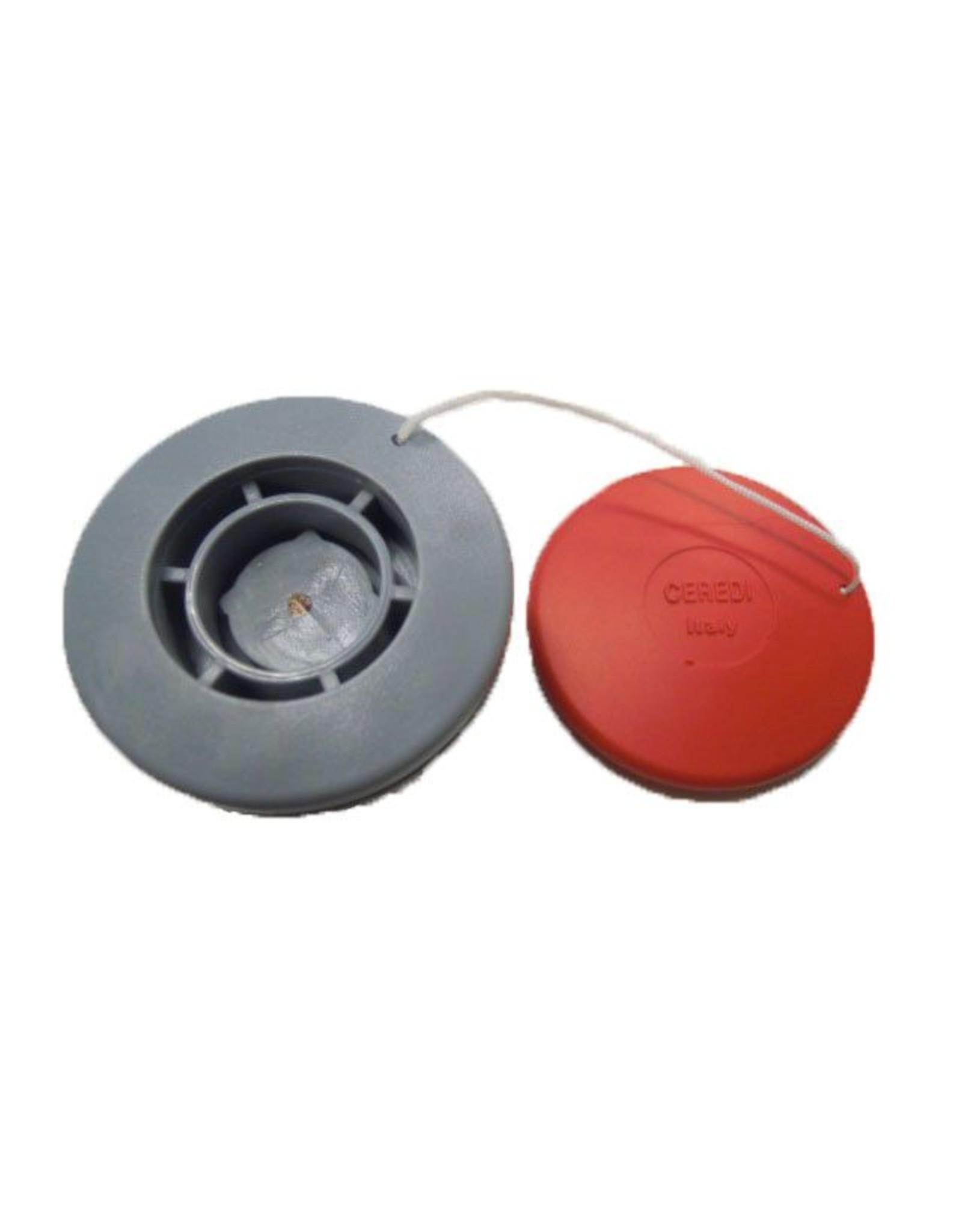 Quicksilver Lodestar / Quicksilver overdruk ventiel