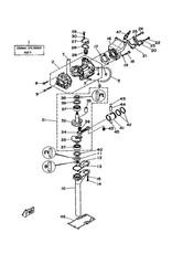 16. HEAD, CYLINDER 1 6L5-11111-00-94