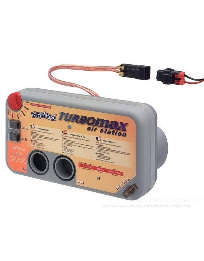 Hebor Watersport Bravo turbo max inbouw kit 1000 l/min