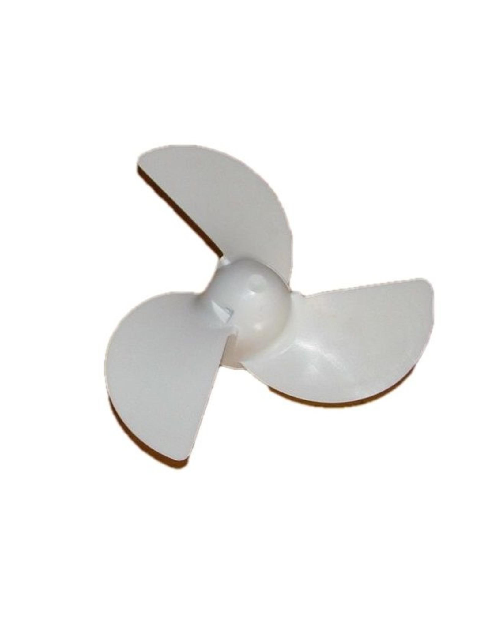 Hebor Watersport Aluminium propeller Yamaha 2pk Hub A