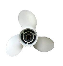 Hebor Watersport Aluminium propeller Yamaha 30 / 40 / 50 / 55 / 60 pk Hub G