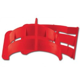 Hebor Watersport Propguard 14'' ROOD  70 - 100 pk