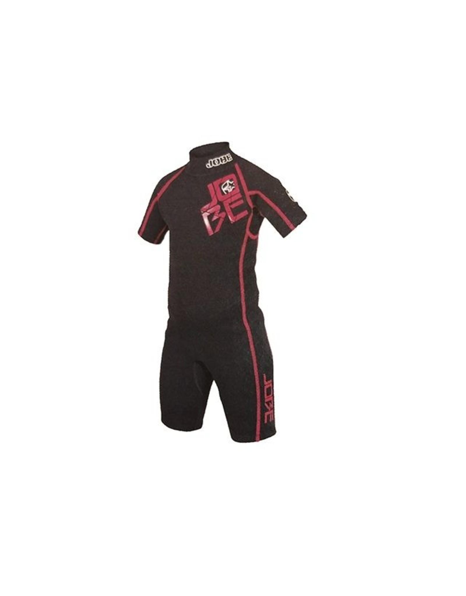 Hebor Watersport Jobe Shorty Trace kinder wetsuit roze
