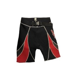 Hebor Watersport Jobe Neopreen short rood