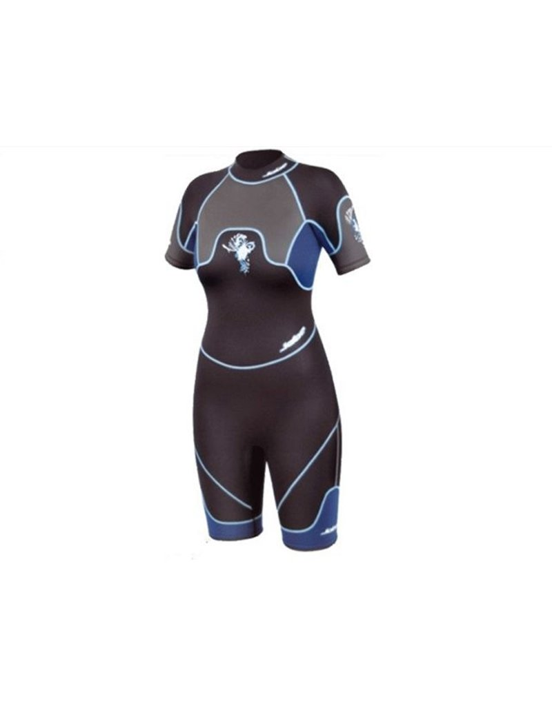 Hebor Watersport Jobe Shorty Indy Navy vrouwen wetsuit