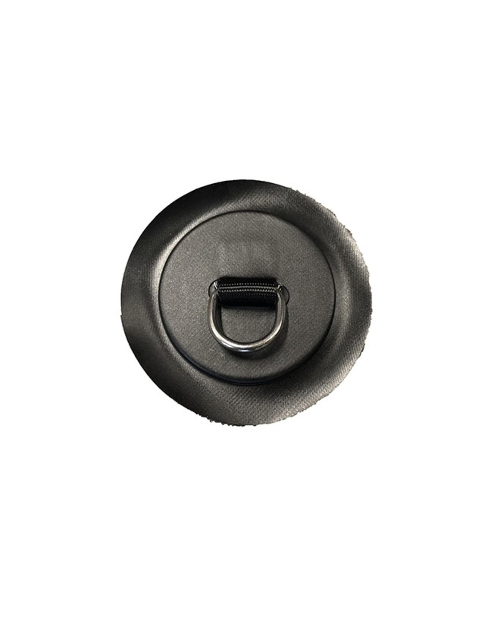 Valiant Valiant D-ring PVC zwart 115mm