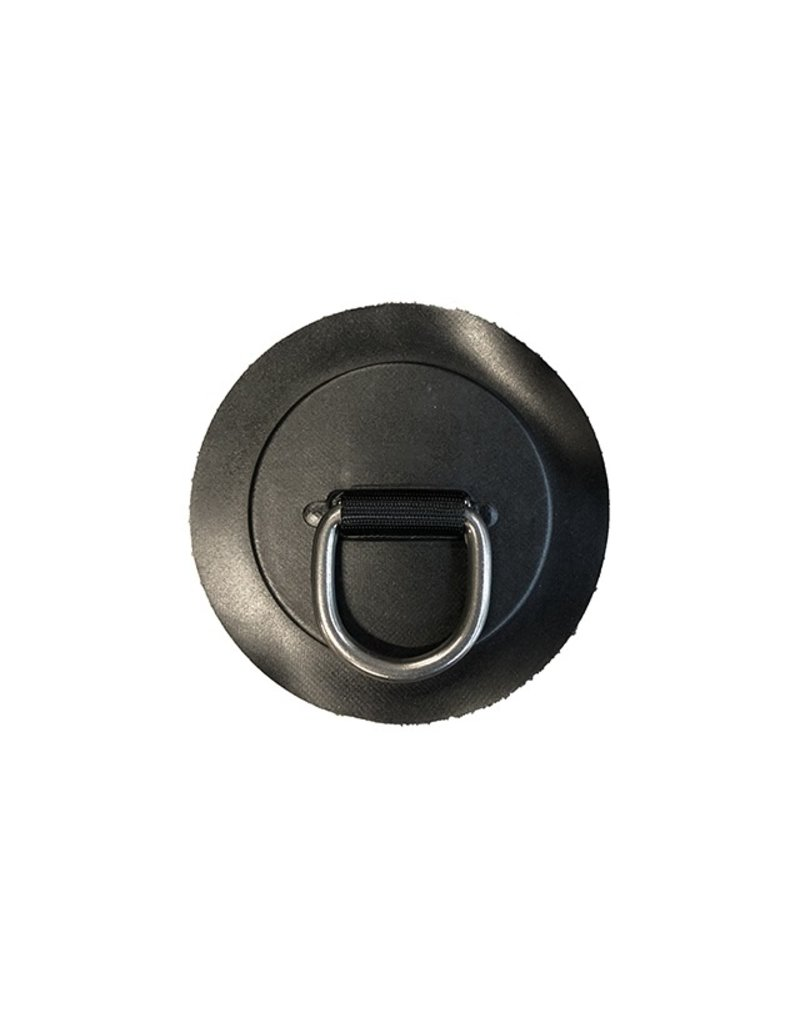 Valiant Valiant D-ring PVC zwart 145mm