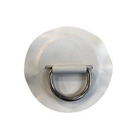 BRIG BRIG Hypalon D-ring groot 16cm Licht Grijs