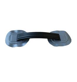 Quicksilver Mercury / Quicksilver PVC handvat D.Grijs/Zwart