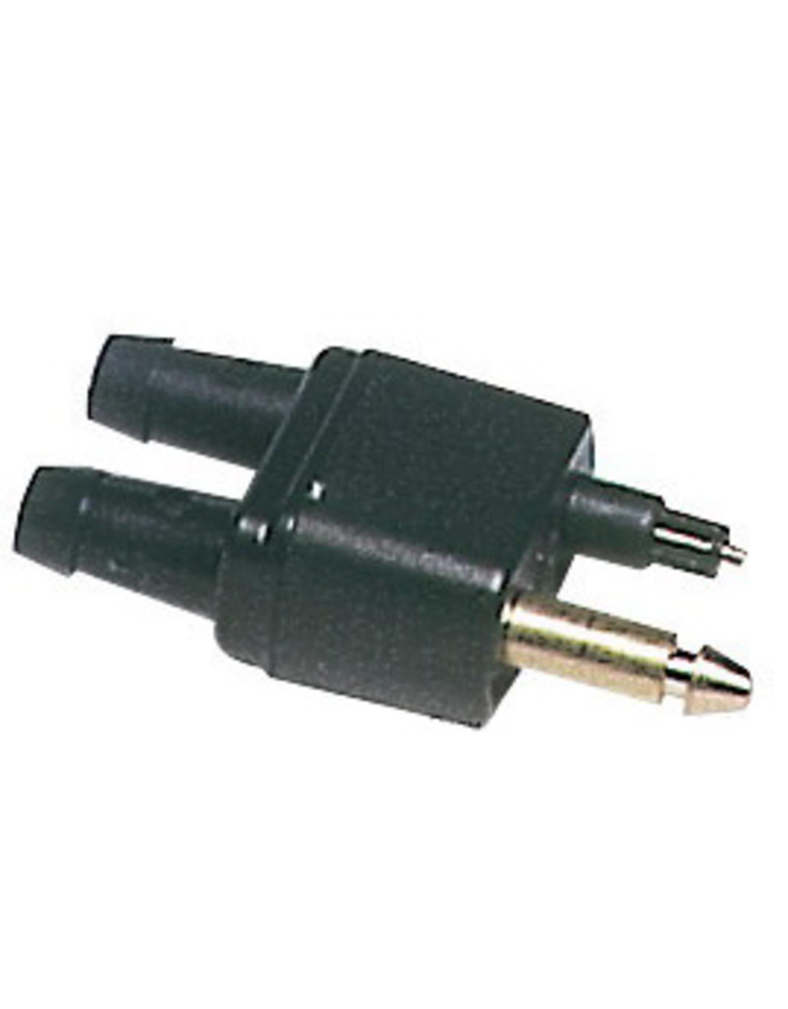Osculati Johnson / Evinrude benzine connector los