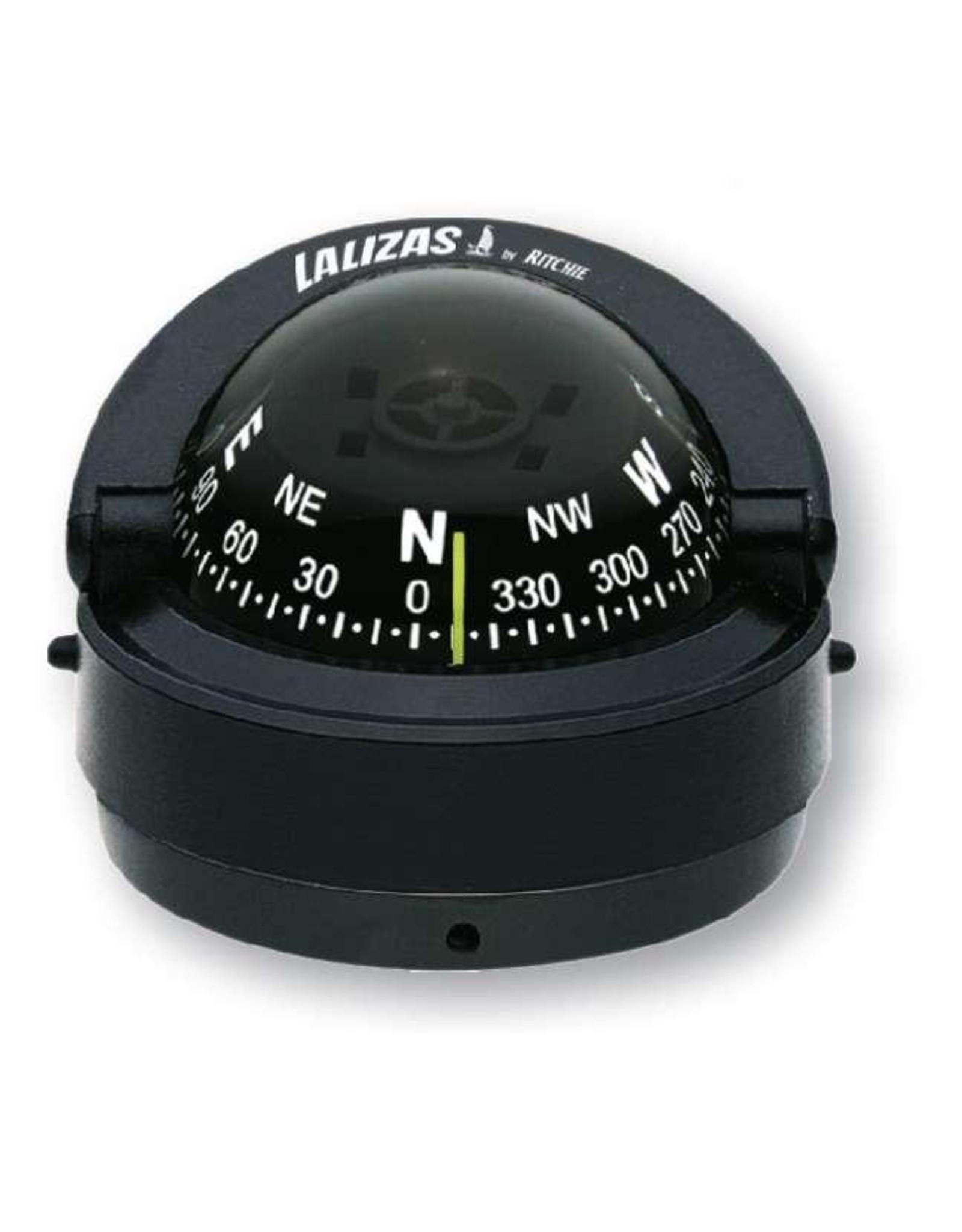 Lalizas explorer kompas met surface mount