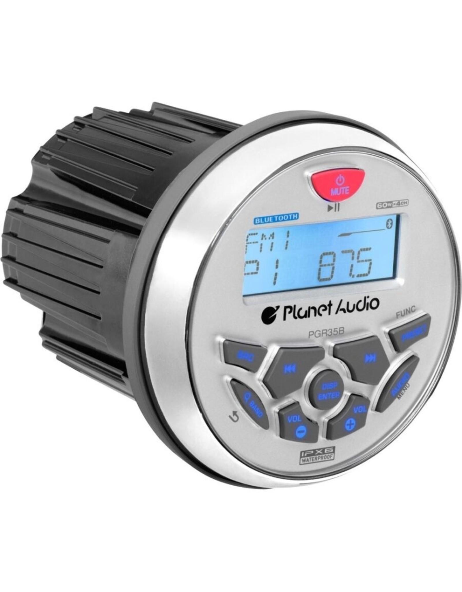 Planet Audio digitale media speler