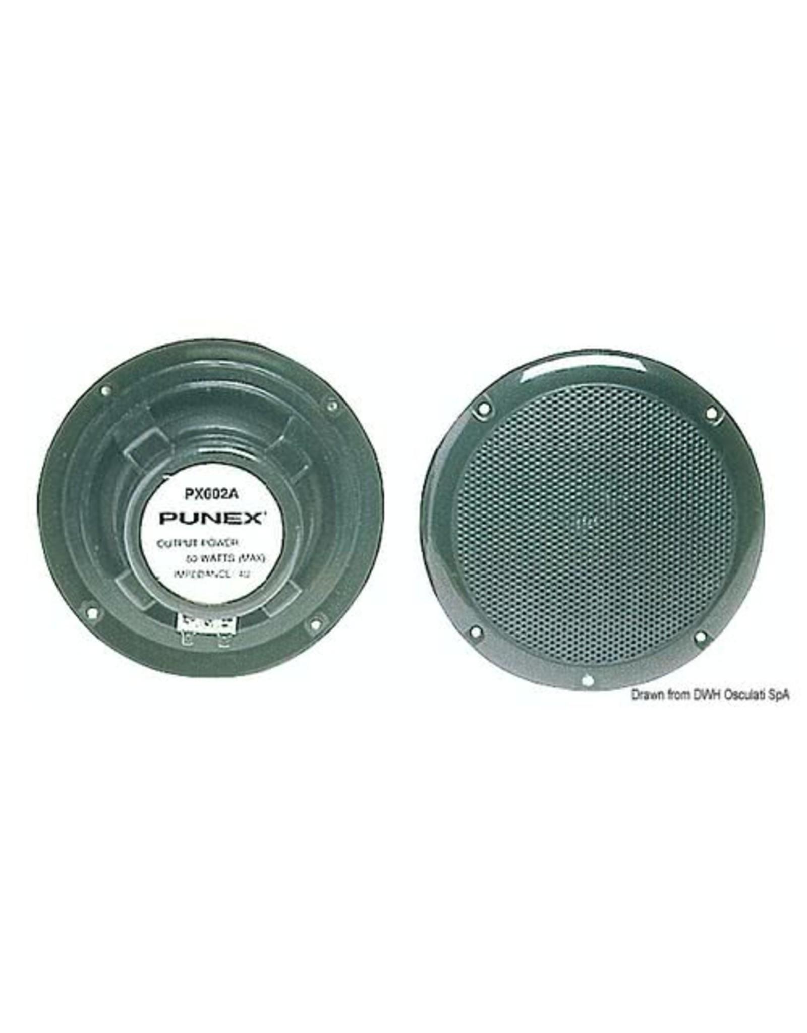 Osculati Dubbele zwarte speaker set 60W