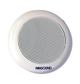 Dubbele witte speaker set 70W