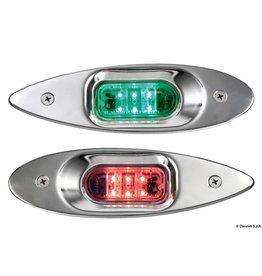 Osculati Evoled Eye navigatie lampen rood/groen