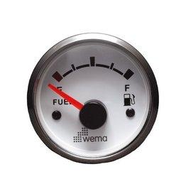 Wema brandstof niveau meter