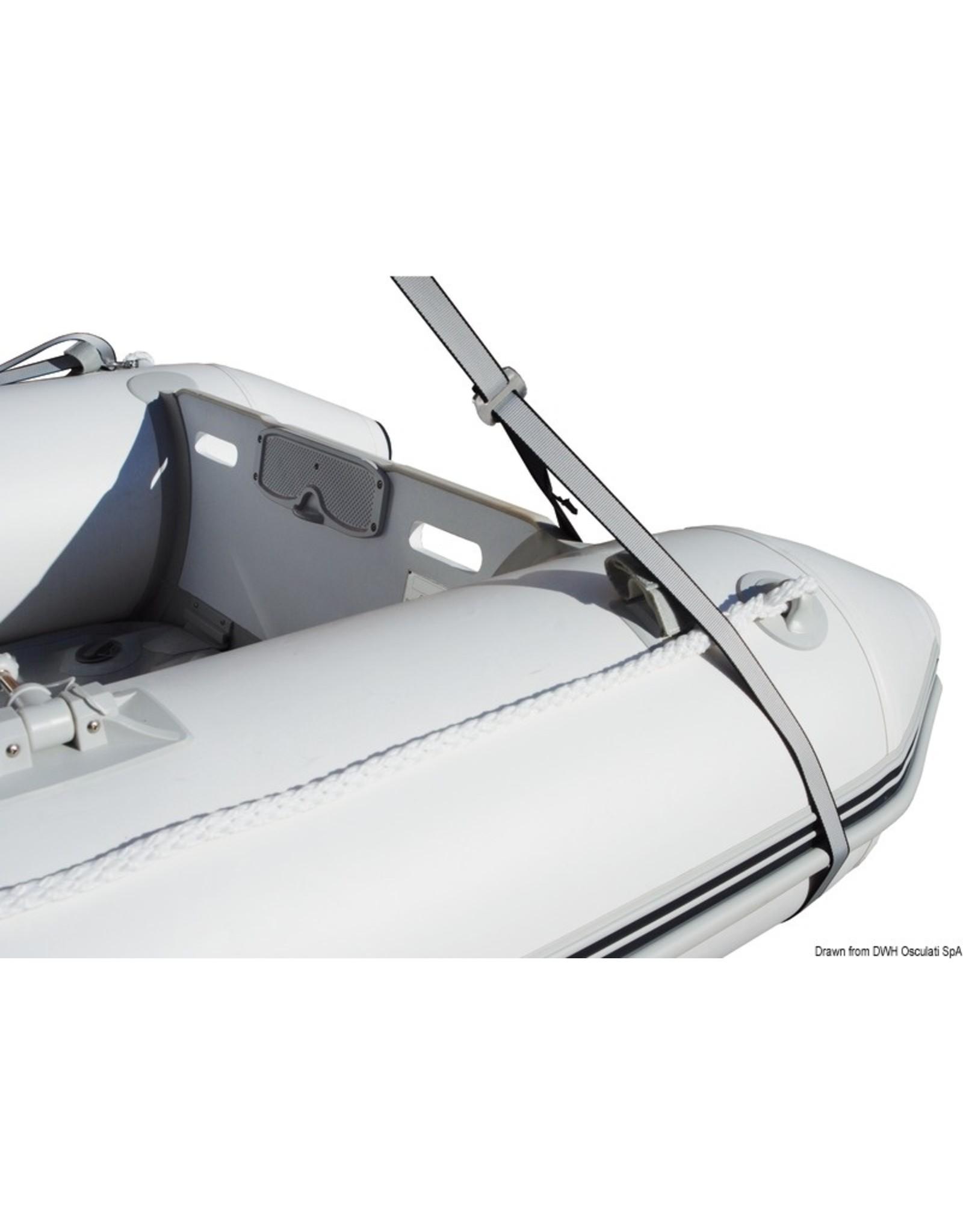 Osculati 3-arm dinghy liftsysteem + 2 riemen