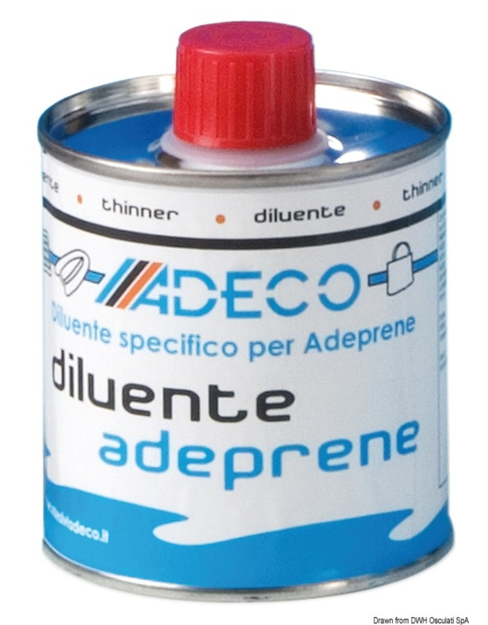 Osculati Neopreen thinner/cleaner
