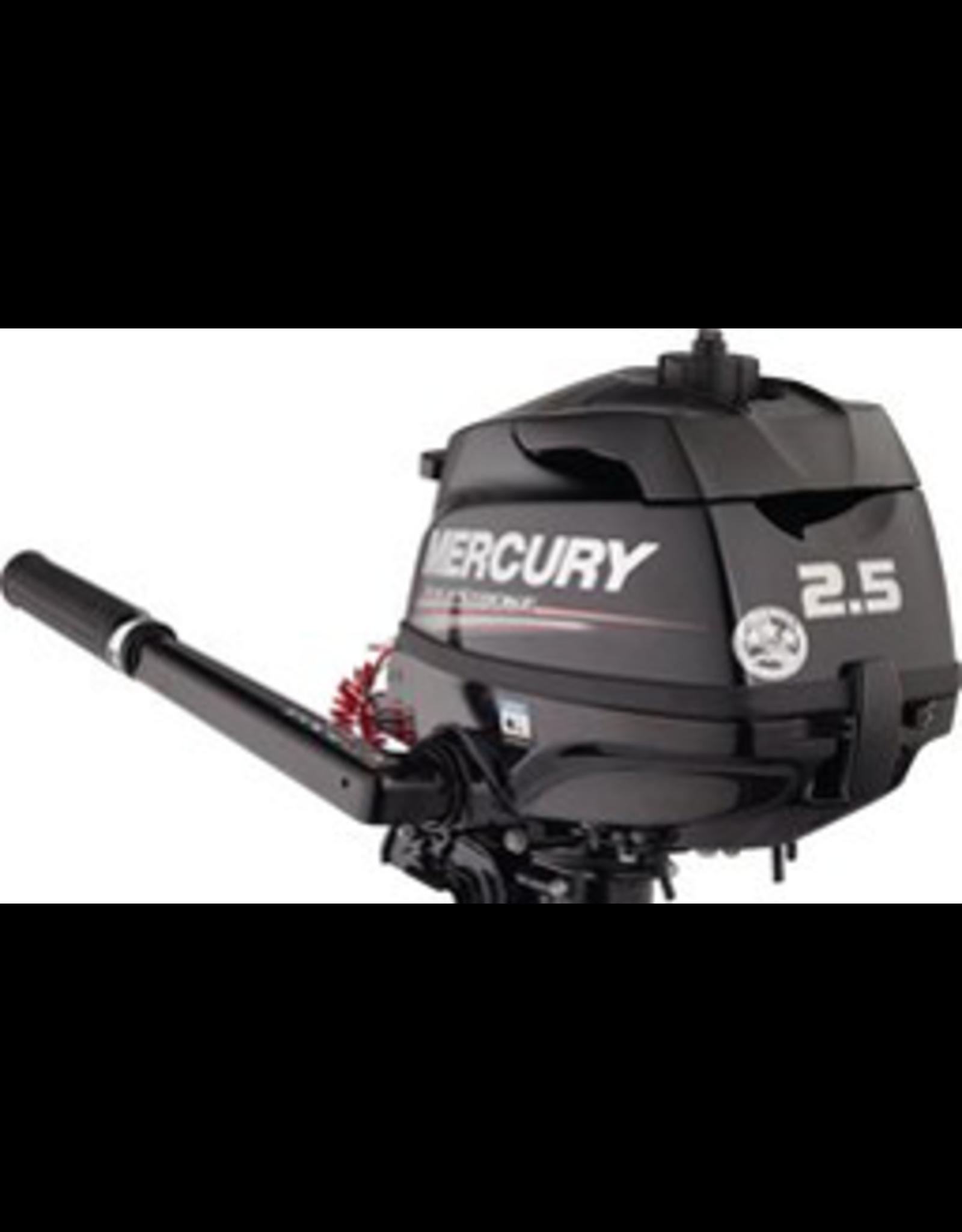 Mercury Mercury F2.5MH buitenboordmotor