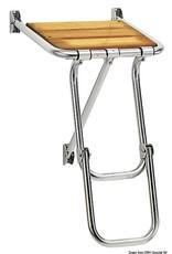 Osculati Mini plattform met ladder 36x34 cm