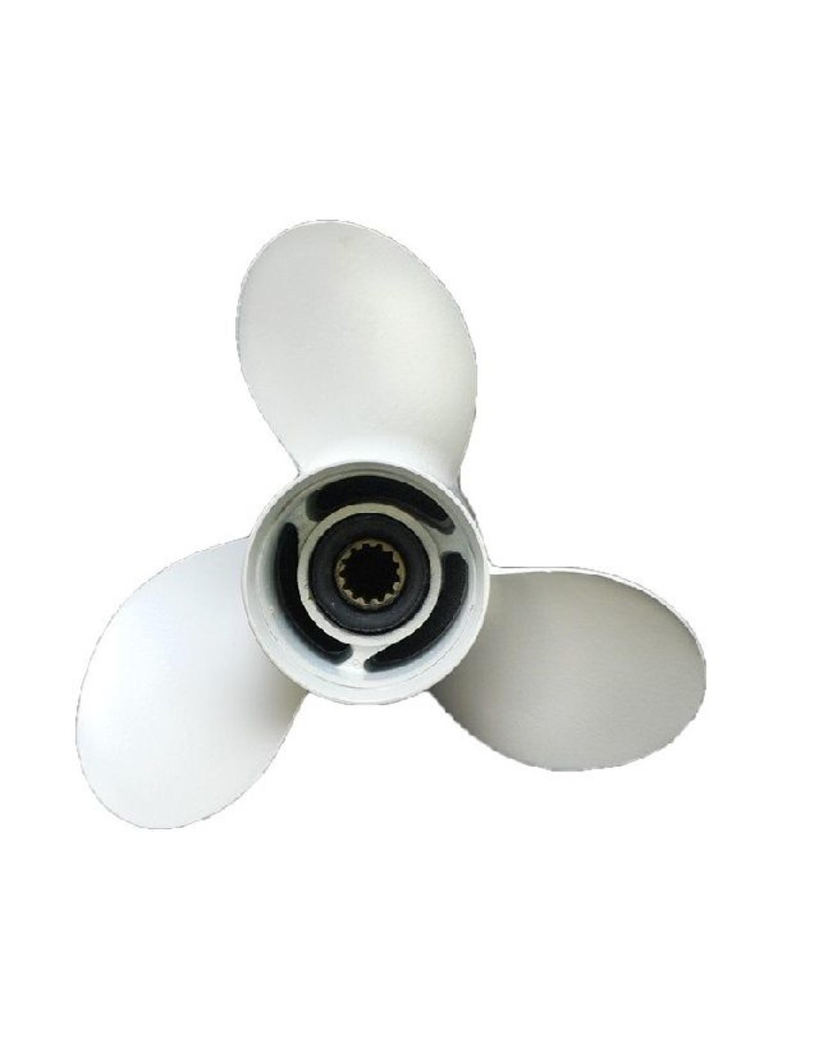 Yamaha Aluminium propeller Yamaha 70 / 80 / 85 / 90 /100 / 115 / 130 / 140 pk Hub K