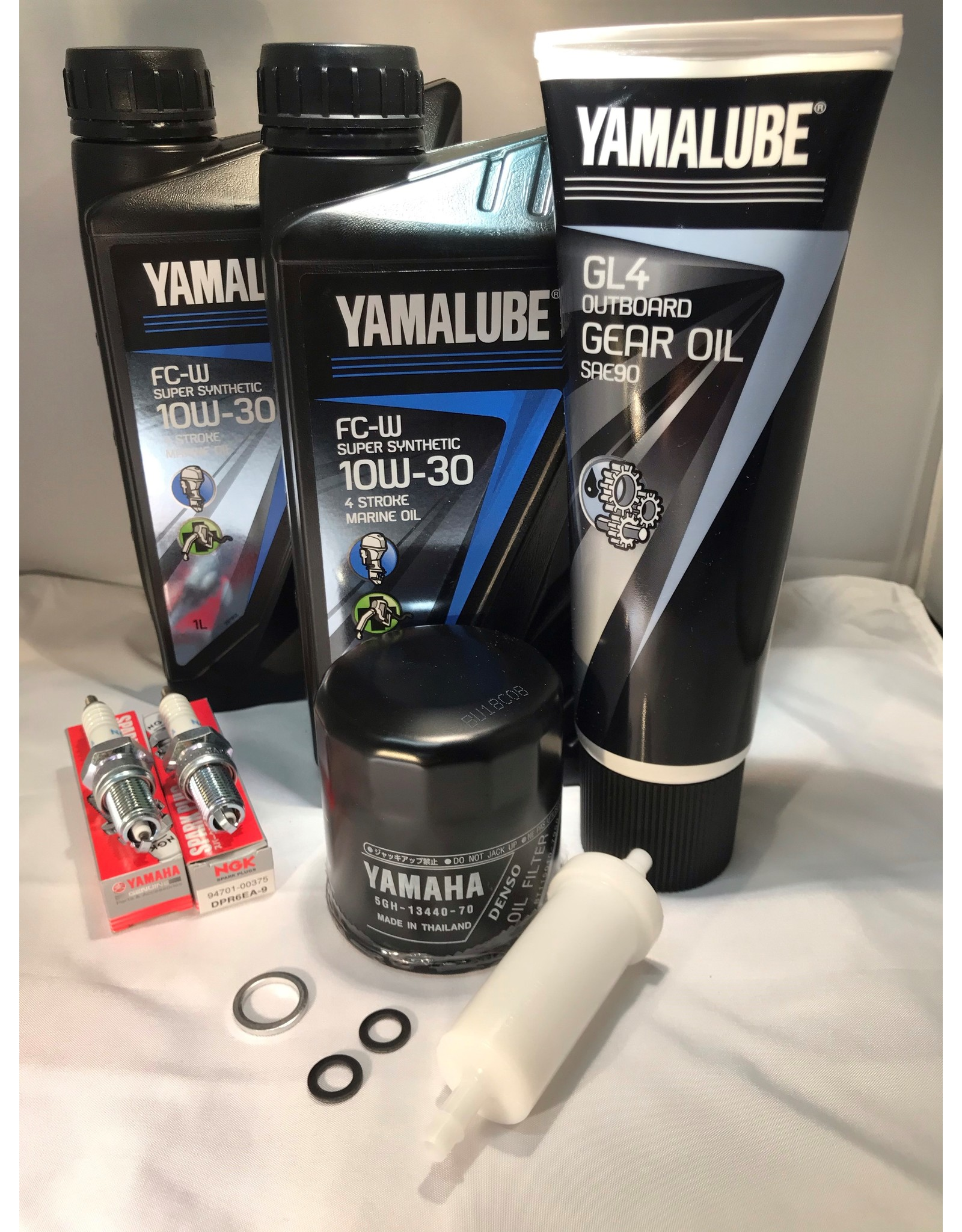 Yamaha Onderhoudsset Yamaha F9.9C / FT9.9F / F13.5A / F15A / F15B